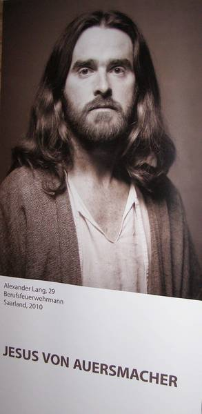 """Faces of Jesus"", 2008-2015"